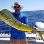 Offshore Charter on the One Mo Time fishing boat